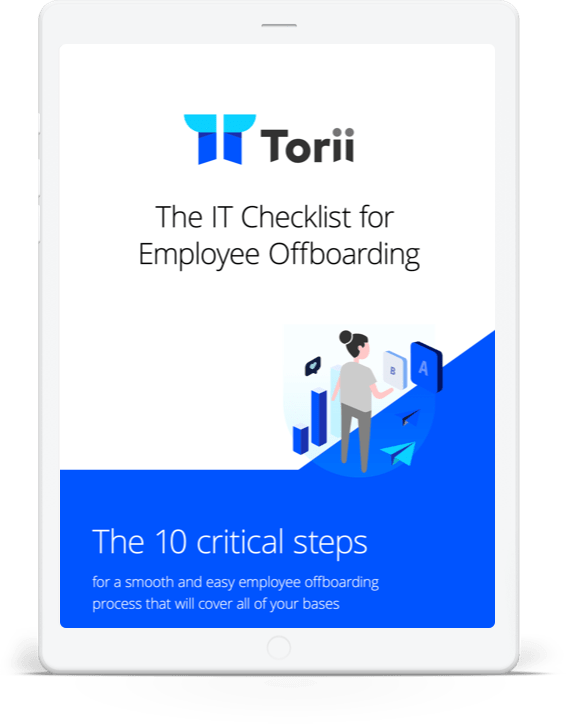 The IT Offboarding Checklist